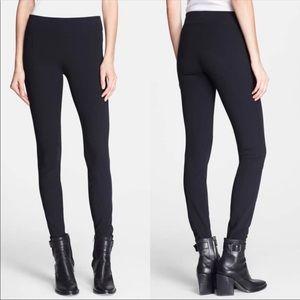 Helmut Lang   Black Stretchy   Skinny Leggings
